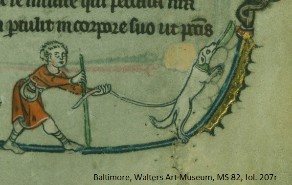 Baltimore Walters Art Museum MS 82 fol. 207r