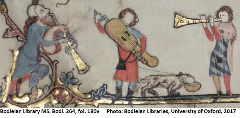 Bodleian Library MS Bodl. 264, fol. 180v