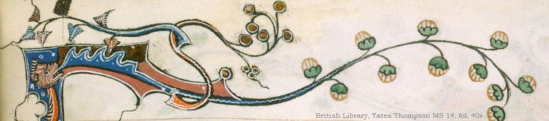London, British Library, Yates Thompson MS 14, fol. 40r