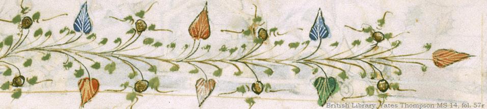 London, British Library, Yates Thompson MS 14, fol. 57rb